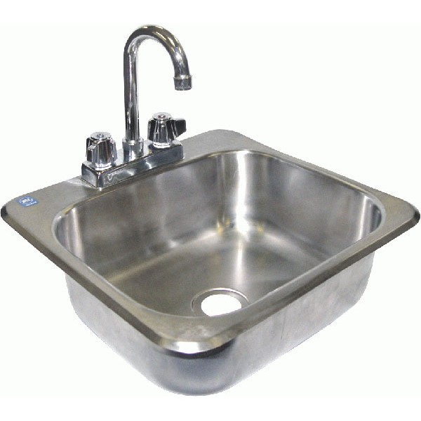 Hand Sink : Drop-in Hand Sink
